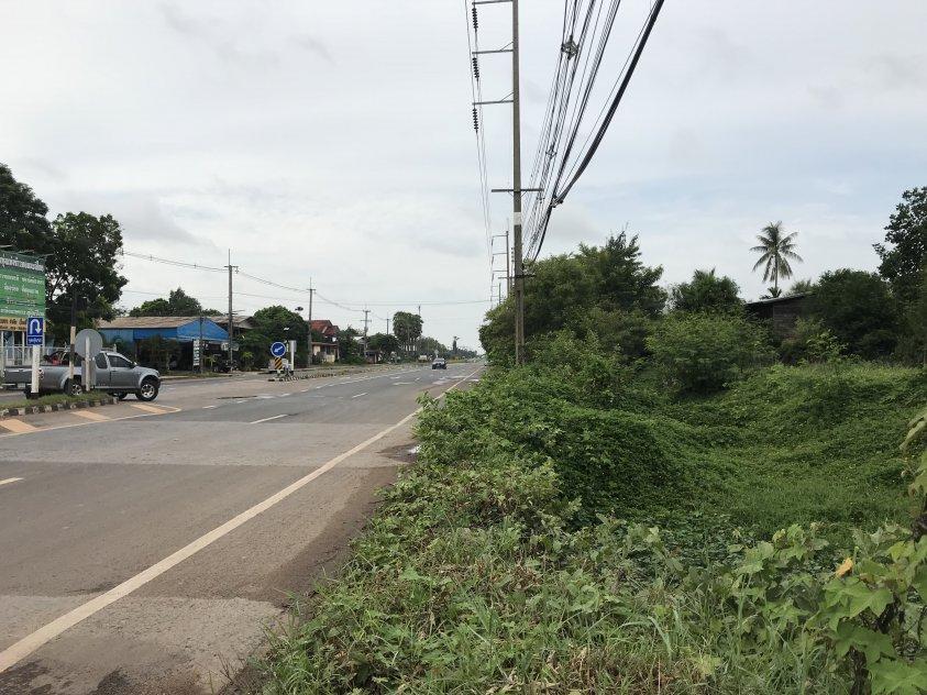 ด่วน  ขายที่ดิน 28.3 ไร่ ติดถนนชยางกูร เลิงนกทา จ.ยโสธร อยู่ในเขตเทศบาล  ใกล้โลตัส ที่สวยไม่แพง picture
