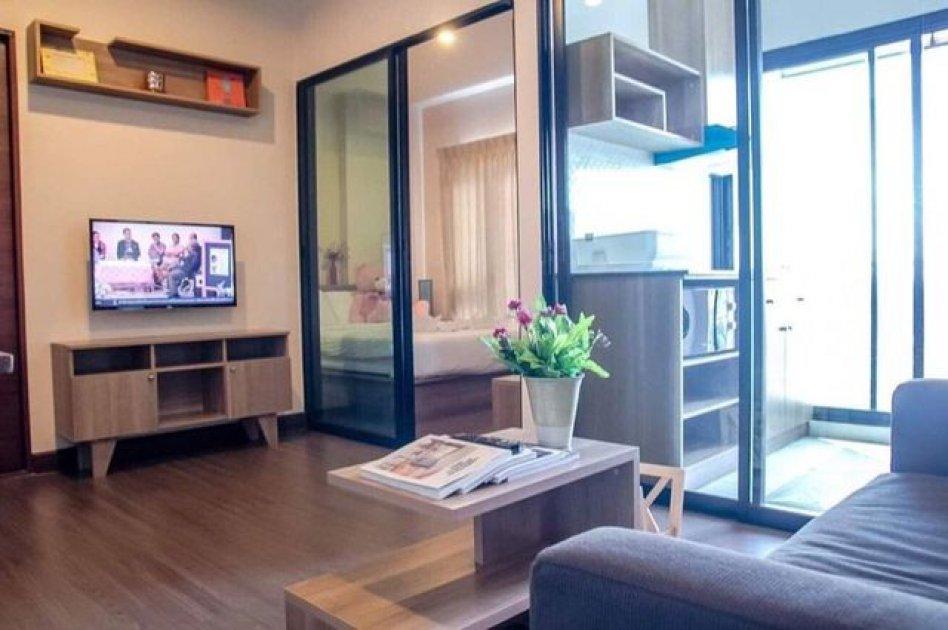 ขายคอนโด ลาดพร้าว93 Free Island(ฟรีไอซ์แลนด์) คอนโดสไตร์ Duplex 2ห้องนอน ใหม่พร้อมอยู่ picture