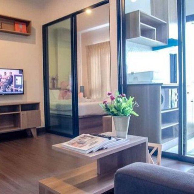 ขายคอนโด ลาดพร้าว93 Free Island(ฟรีไอซ์แลนด์) คอนโดสไตร์ Duplex 2ห้องนอน ใหม่พร้อมอยู่